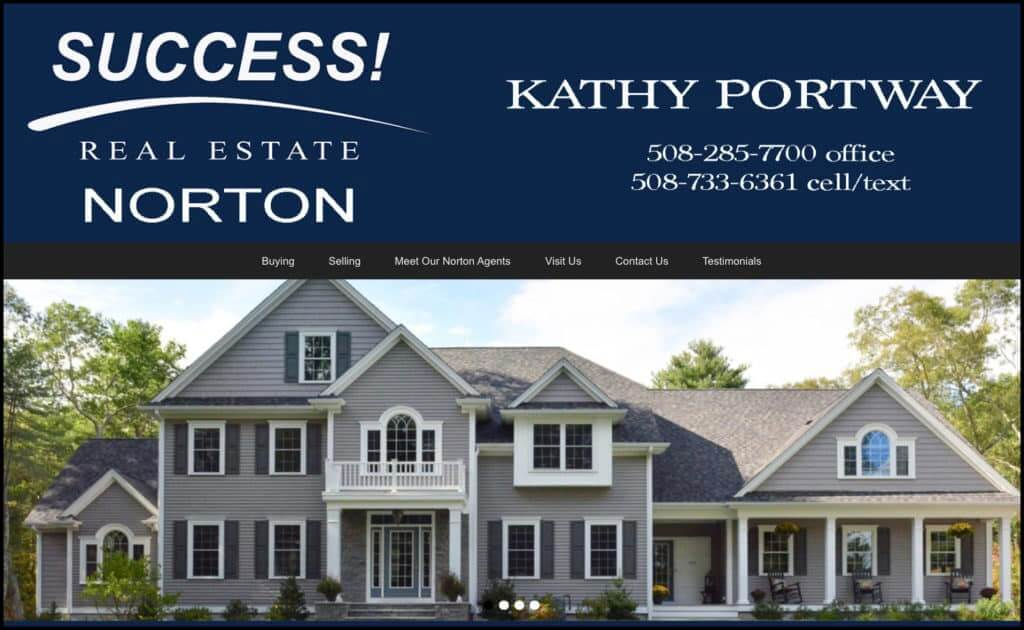 websites for real estate agents and brokers